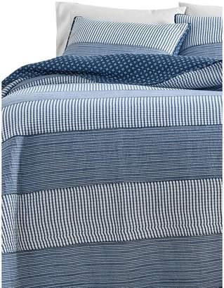 Martha Stewart Nautical Stripe Quilt