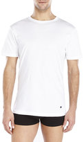 Lucky Brand 3-Pack White Crew Tees