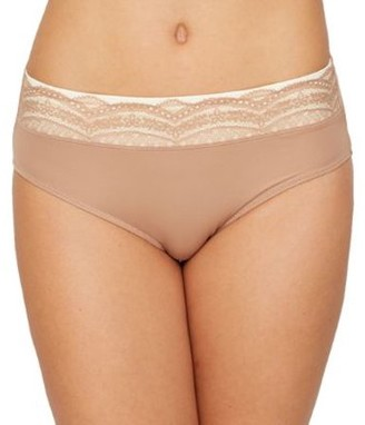 Warner's Womens No Pinching. No Problems. Lace Hipster Style-RU7401P