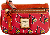 Dooney & Bourke NCAA Louisville Small Coin Case