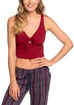 Roxy Women's Tank Tops Rhubarb - Rhubarb Love Gifts Tank - Women & Juniors