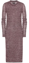 Isabel Marant Dakota linen and wool-blend dress