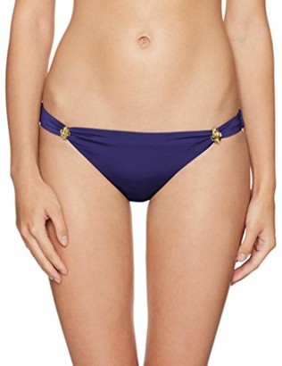 Trina Turk Women's Studio Solids California Hipster Bikini Bottom