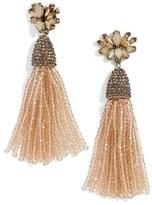 BaubleBar Aurora Tassel Drop Earrings