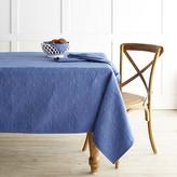 Williams-Sonoma Vine Floral Boutis Tablecloth