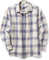 Old Navy Boyfriend Button-Down Tunic for Girls