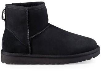 UGG Black Mini Classic Ii Boot