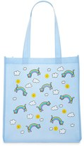 Forever 21 Rainbow Cat Graphic Tote Bag