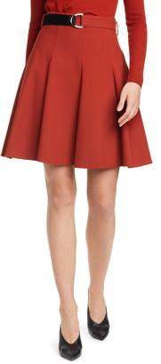 HUGO BOSS Rilocci Flare Skirt