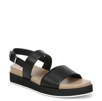 Via Spiga Davi Leather Platform Sandal
