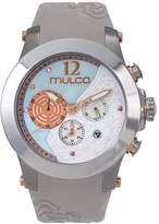 Mulco Women's MW3-16061-111 Windrock Silicone Strap Watch