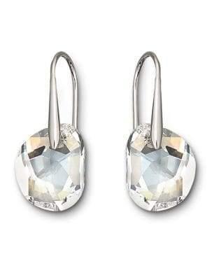 Swarovski Galet Pierced Earrings