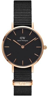Daniel Wellington Petite Cornwall 28mm Rose Gold Watch