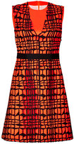 Roksanda Patterned Cocktail Dress