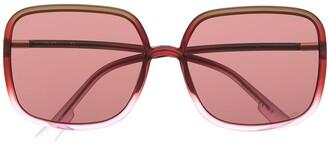 Christian Dior Oversized Square Sunglasses