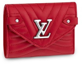 Louis Vuitton New Wave Compact Wallet