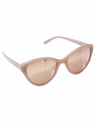 Linda Farrow Dusty Cateye Sunglasses