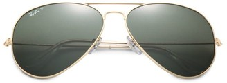 Ray-Ban RB3025 62MM Original Polarized Aviator Sunglasses