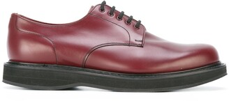 Church's Chunky Sole Derby Shoes