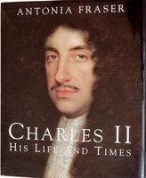One Kings Lane Vintage Charles II: His Life and Times