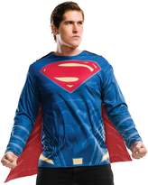 Rubie's Costume Co Men's Superman Adult Costume Top