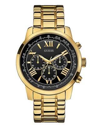 GUESS Marisota Horizon Gold Bracelet Watch