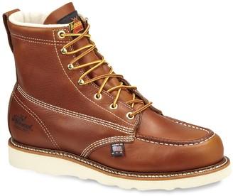 Thorogood American Heritage Men's Leather Steel-Toe Work Boots