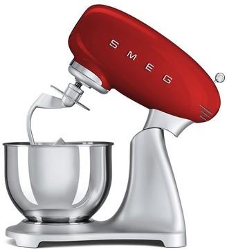 Smeg Stand Mixer Red