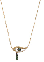Ileana Makri Angry Tears Necklace