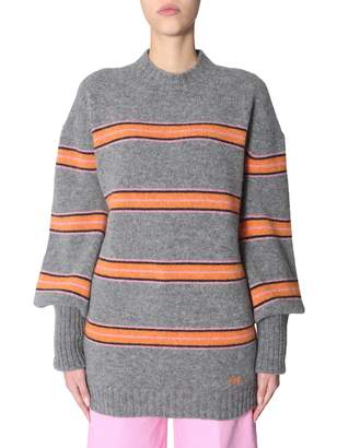 MSGM oversize fit sweater