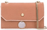 Jimmy Choo Finley mini shoulder bag