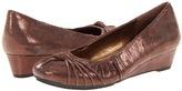 Me Too Mallory (Bronze Mini Lizard) - Footwear