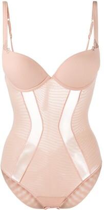 La Perla Maison Contouring Bodysuit