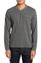 Ted Baker Mojave Thermal Pocket Henley Shirt