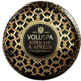 Voluspa 'Maison Noir - Apricot & Aprilia' 2-Wick Scented Candle