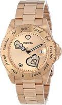 Invicta Women's 14735 Angel Analog Display Japanese Quartz Watch