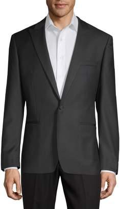 John Varvatos Wool Slim-Fit Suit Jacket