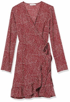 Forever 21 Women's Plus Size Cheetah Print Dress