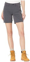 Carhartt Straight Fit Force Madden Cargo Shorts (Shadow) Women's Shorts