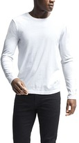 Banana Republic Soft-wash Long-sleeve Crew