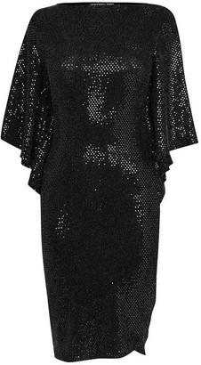 Biba Sequin Batwing Dress