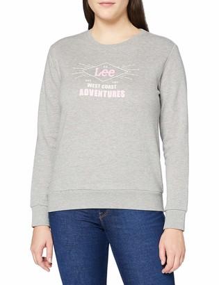 Lee Women's Seasonal Logo SWS Sweater
