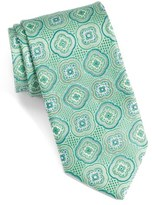 John W. Nordstrom 'Owen Medallion' Woven Silk Tie