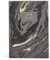 Marks and Spencer Small Marble 2018 Diary