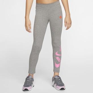 Nike Big Kids (Girls) Leggings Sportswear