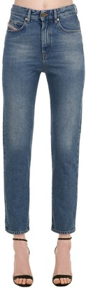 Diesel Eiselle High Waist Cotton Denim Jeans