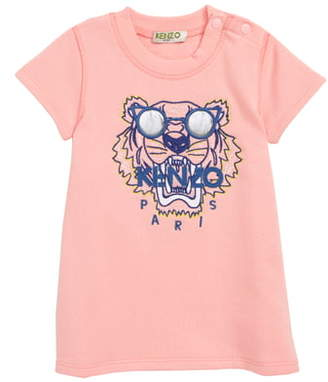 Kenzo Tiger Graphic Dress