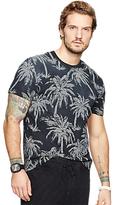 Denim & Supply Ralph Lauren Graphic Crew Neck T-shirt, Black