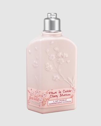 L'Occitane Cherry Blossom Body Milk