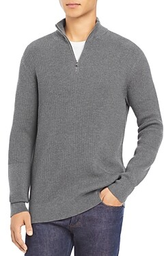 Theory Walton Quarter Zip Sweater - 100% Exclusive